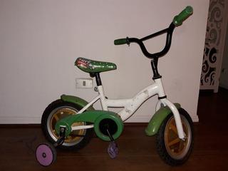 Bicicleta Toy Story