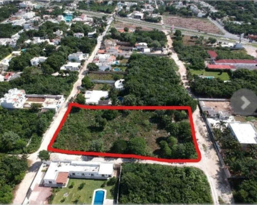 Imagen 1 de 5 de Excelente Terreno En Venta Ideal Para Desarrollo En Cancún Rd00221