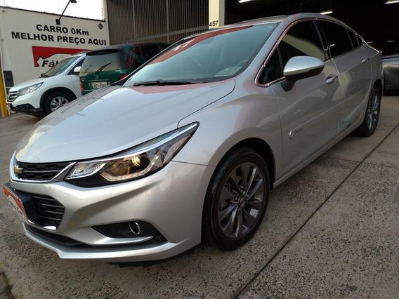 Chevrolet Cruze Sedan 1.4 16v 4p Ltz Flex Turbo Automático