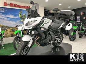 Kawasaki Versys 650 Tourer 2017/2018 - Branco 0km Lançamento