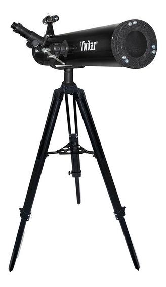 Telescópio Refletor C/ Lente 76 Mm, Ampliação 525x E Tripé