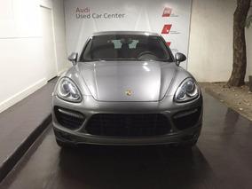 Porsche Cayenne 4.8 V8 Tiptronic Turbo At 2011