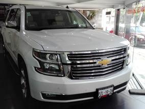 Chevrolet Suburban 5.4 Premier Piel 4x4 2017