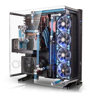 Case Thermaltake Core P5, Mid Tower, Negro, Usb 3.0 / Usb 2.