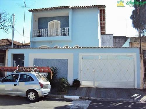 Imagem 1 de 1 de Aluguel Ou Venda Sobrado 3 Dormitórios Jardim Santa Mena Guarulhos R$ 4.000,00   R$ 780.000,00 - 19168a