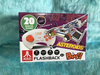 Juego Atari Flashback Volumen No.2 (20 Juegos Mini Consola)