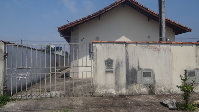 Mongaguá Casa Só 100 Mil , Documentação Ok Para Financiar