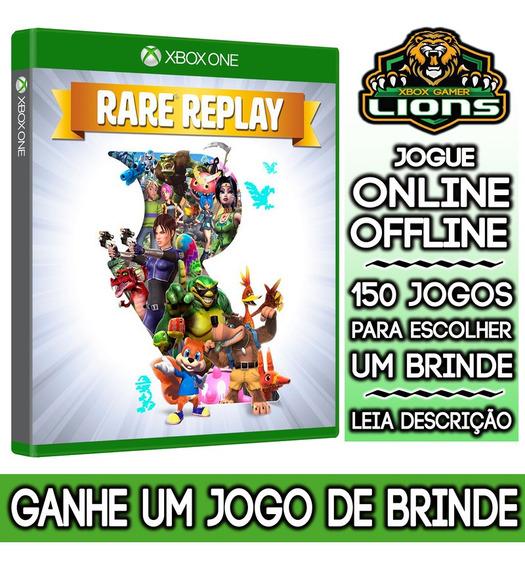 Rare Replay Xbox One + Brinde