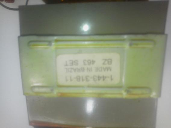 Transformador De Força Som Sony Mhc-rg121 Original Testado