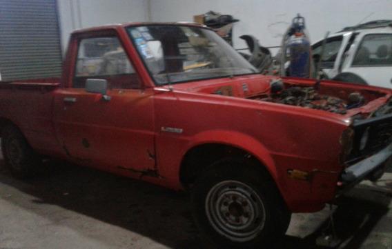 Mitsubishi L200 Gnc 1981
