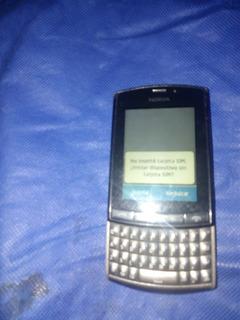 Telefono Nokia Asha 303 Unefon