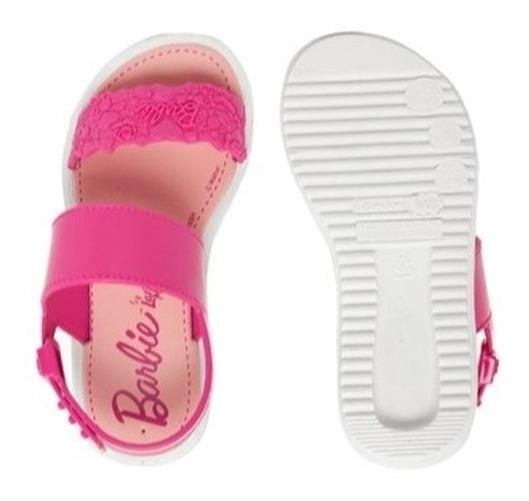 Sandália Infantil Barbie Plataforma By Larissa Manoela