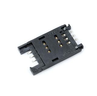 1 Suporte Gaveta Slot Chip Intelbras Proeletronic Aquario