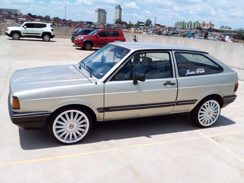 Volkswagen Gol Gl Gol Gl Quadrado