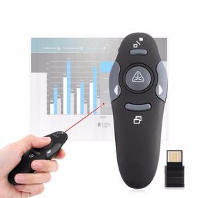 Controle Remoto Para Apresentações Powerpoint Com Laser