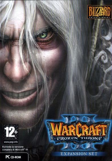 Game Lacrado Pc Mac Warcraft Frozen Throne Pacote De Expansa