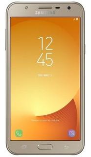 Celular Galaxy J7 Neo Dourado 16gb Original