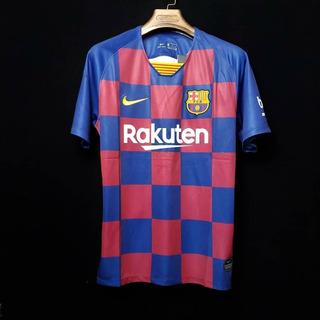 Camisa Barcelona I 19/20 - Original - Personalização