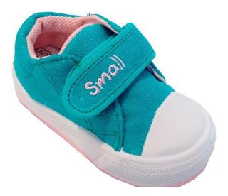 Zapatillas Bebe Niñas Abrojo Small Original Dixie (0327)