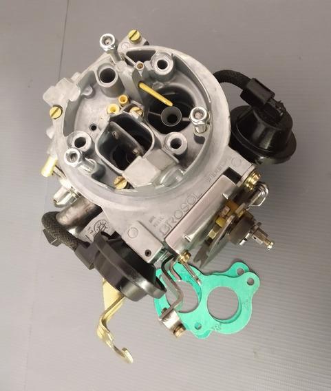 Carburador Gol Quadrado Ap 2e 1.8 Gasolina Orig Brosol Vácuo