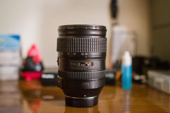Nikkor Lens Af-s 28-300mm F/ 3.5-5.6 G Ed Vr. *usada
