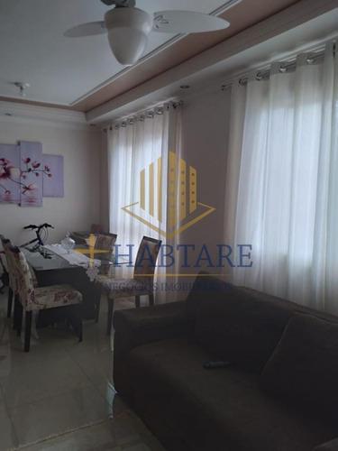 Apartamento Para Venda Em Hortolândia, Vila Flora, 2 Dormitórios, 1 Banheiro, 1 Vaga - Apartamen_1-1814798