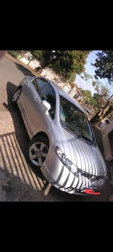 Imagem 1 de 7 de Honda Civic 2008 1.8 Lxs Flex 4p