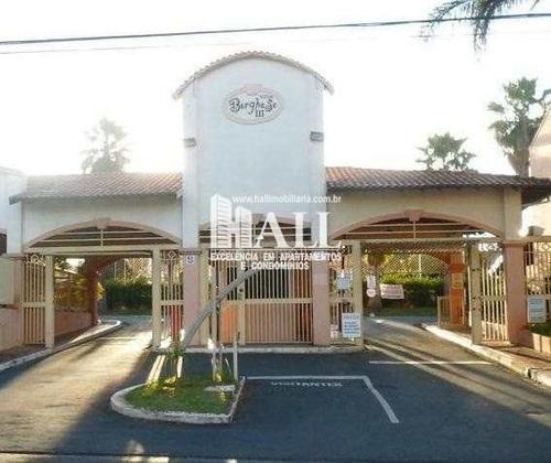 Casa De Condomínio Com 2 Dorms, Villa Borghese, São José Do Rio Preto - R$ 170 Mil, Cod: 2474 - V2474