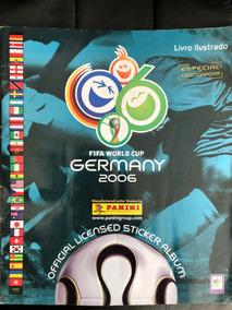 Álbum De Figurinhas Copa 2006