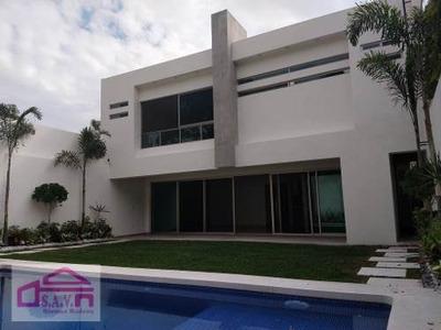 Casa Minimalista Nueva, En Palmira, Cuernavaca Morelos.