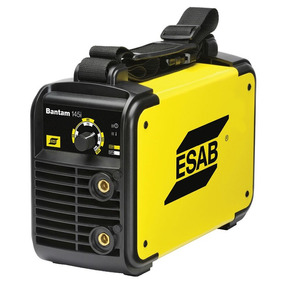 Máquina De Solda Inversora Bantam 145i Bivolt Esab 220v