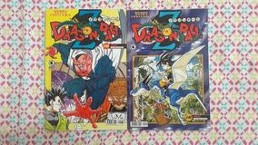 Dragon Ball Z Mangá Volumes 43 E 44