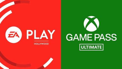 Imagen 1 de 2 de Xbox Gamepass Ultimate + Ea Play 2 Meses