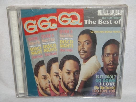 Cd - Gq - The Best Of Gq