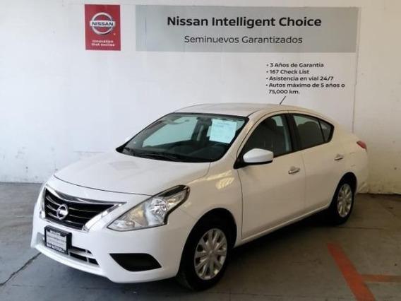 Nissan Versa Sedan 4p Sense L4/1.6 Aut
