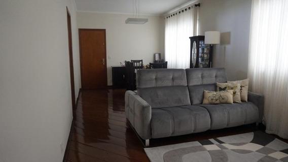 Apartamento Com 137 M² Sendo 4 Dormitórios, 1 Suite Com Closet, 1 Vaga, Lazer À Venda Por R$ 470.000 - Santa Paula - São Caetano Do Sul/sp - Ap2399