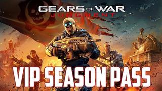 Gears Of War Judgment Vip Pass / Season Pass Xbox