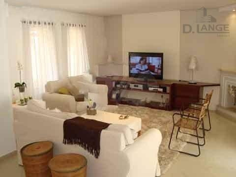 Casa Com 4 Dormitórios À Venda, 350 M² Por R$ 1.800.000 - Parque Prado - Campinas/sp - Ca9178