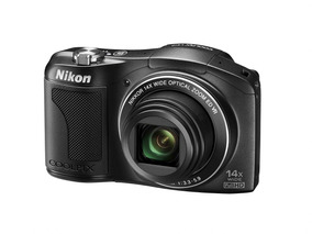 Câmera Nikon Coolpix L610