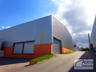 Galpão Industrial Para Locação, São Roque Da Chaves, Itupeva - Ga0378. - Ga0378