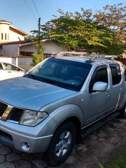 Nissan Frontier 2.5 Strike Cab. Dupla 4x2 4p 2012