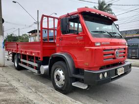 Caminhao Toco Caroceria 4x2 Vw 13190 Worker