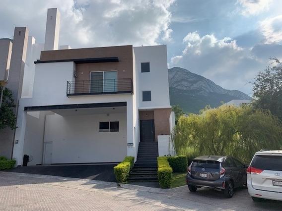 Residencia En Renta Olinca Valle Poniente Cerca Udem