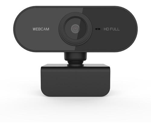Webcam Usb Mini 1080p Camara De La Computadora