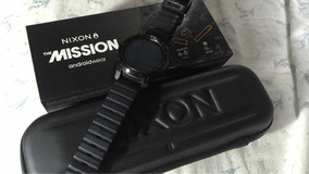 Relógio Nixon Mission Smartwatch