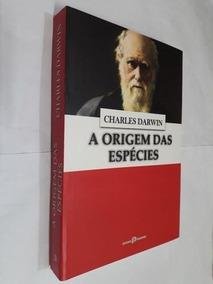 Livro A Origem Das Espécies Charles Darwin