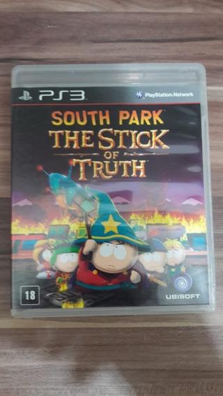 South Park The Stick Of Truth- Ps3 Usado
