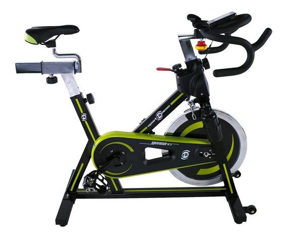 Bicicleta Spinning De Banda Genoa R1 Gym,cardio Sportfitness