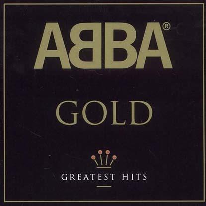 Cd - Gold - Abba