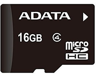 Memoria Micro Sd Adata 16gb Hc Class-4